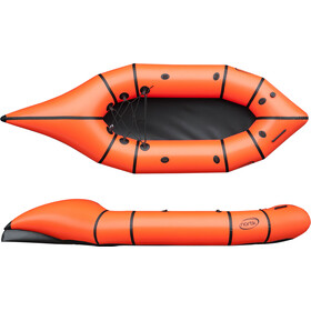 nortik CityRaft Bateau, orange/black